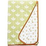 Spaces Essentials Cotton Single Dohar - Green