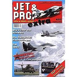 Jet & Prop extra 4/02 Modellbau Bilder Jg 73 Torpedo Luftfahrt Flieger Ka-22