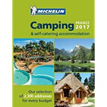 Camping Guide France (Michelin Camping Guides)