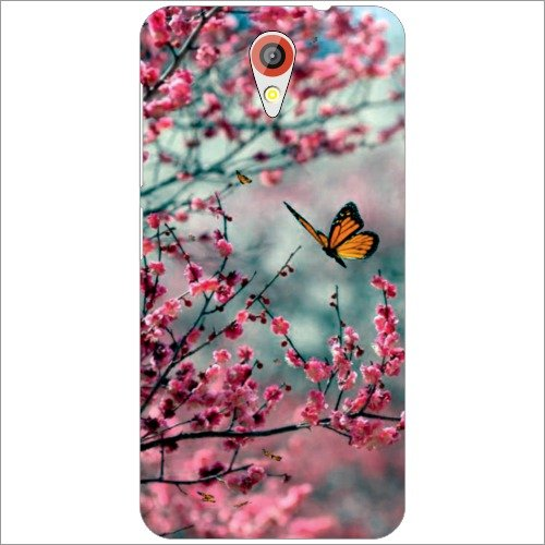 Printland floric Phone Cover For HTC Desire 620G
