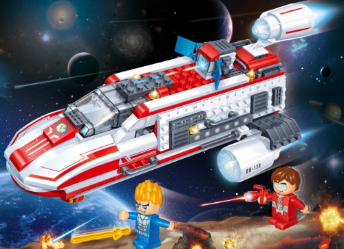 Banbao-252-Spaceship-BB130-Compatible-with-the-Leading-Brand-Boy-Boys-Child-Kids-Best-Selling-Construction-Blocks-Christmas-Xmas-Present-Gift