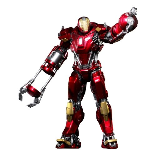 Series - Iron Man 3: Mark XXXV Red Snapper (Iron Man-power)