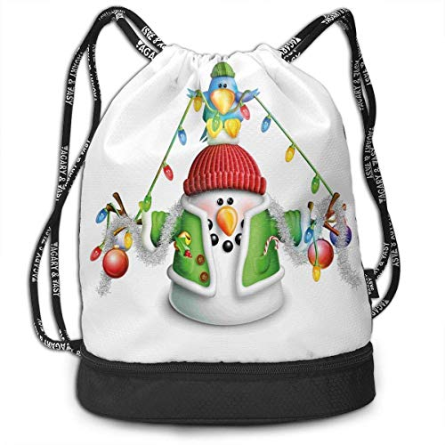 msical Character Training Drawstring Bag Backpack Bundle Backpack ()
