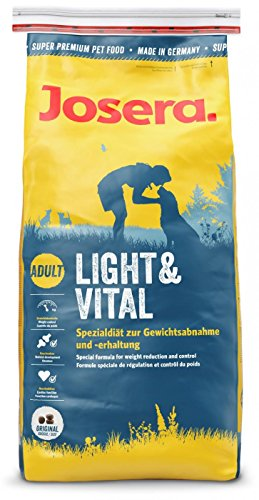 Josera Light und Vital, 1er Pack (1 x 15 kg) -