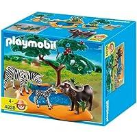 Playmobil 4828 Buffalo with Zebras