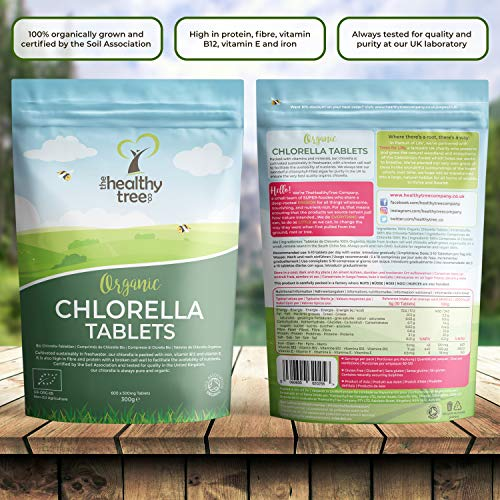 Zoom IMG-3 thehealthytree company compresse di clorella