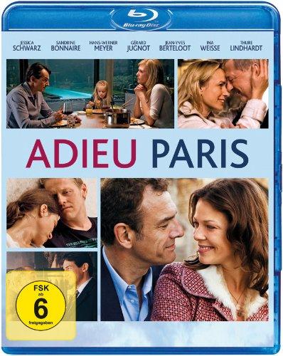 Adieu Paris [Blu-ray]