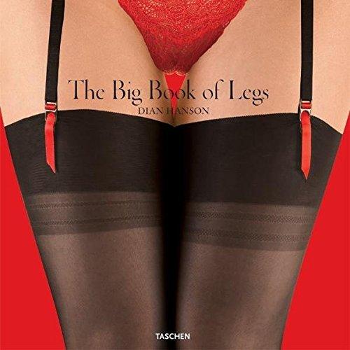 FO-THE BIG BOOK OF LEGS par DIAN HANSON