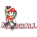 3dlightfx–Mini Lampe Paw Patrol Marshall