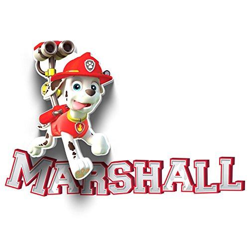 paw-patrol-marshall-mini-3d-led-applique-murale