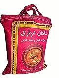 Shahan Darbari Langkoringer Basmati-Reis 5 Kg aus Indien