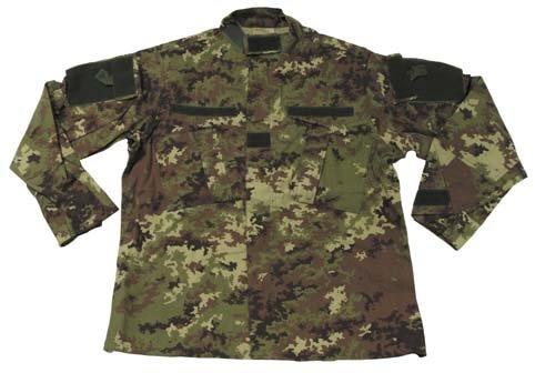 US Army BDU Feldjacke Ripstop vegetato S-XXXL XXL,vegetato (Army Combat Uniform Coat)