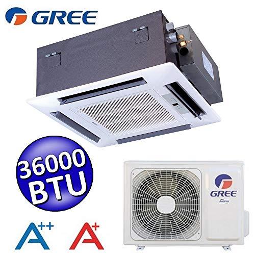 deckenkassettengerät klima KLIMAANLAGE GREE 36000 BTU 10.0 KW 220V KLASSE A++