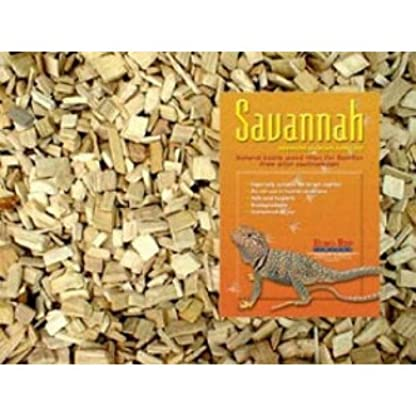 Euro Rep Savannah Substrate 5ltrs Course Tortoise Lizard Bedding Substrate Pets 1