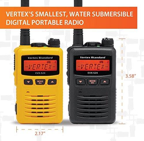 Vertex Standard Motorola EVX-S24 DMR