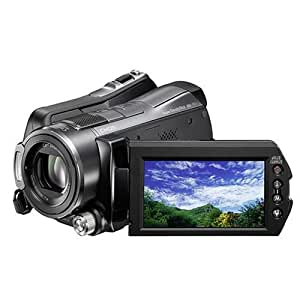 Sony HDR-SR11 Caméscope numérique hybride Disqur Dur 60 Go / Memory stick haute définition avec station d'accueil