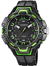 Herren Armbanduhr Analog Calypso Watches K5687/4 26920