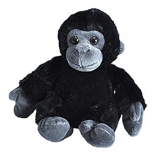 Wild Republic Hug'ems Soft Toy, Gifts for Kids, Gorilla Cuddly Toy 18cm