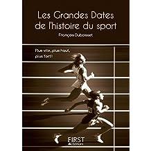 Petit livre de - Grandes dates du sport