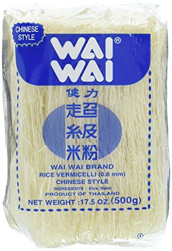 Wai Wai Reisnudeln Chinese Art Pk, 5er Pack (5 x 500 g)