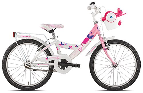 Torpado bici junior simba 20'' bimba 1v rosa (Bambino) / bicycle junior simba 20'' girl 1v pink (Kid)