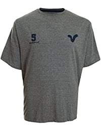 VOI Jeans Kingsize Wyndham T-Shirt Grey
