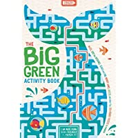 The Big Green Activity Book: Mazes, Spot the Difference, Search and Find, Memory Games, Quizzes and other Fun, Eco-Friendly Puzzles to Complete (Buster Activity)