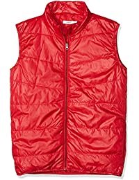 NAME IT Nkmmylane Solid Vest, Chaleco para Niños
