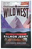 Wild West Chilli Salmon Jerky 30 g, Pack of 12