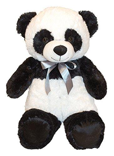 Cuddly Oso Panda Oso Cuddly Panda 60 cm grande Oso de peluche Osito de peluche suavemente suave - para amar