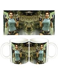 Tomb Raider Anniversary Lara Croft A Tasse Mug