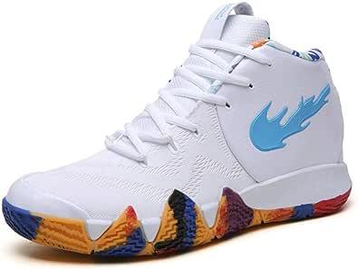 Scarpe da Basket da Uomo Sneakers Leggere Scarpe Sportive Scarpe da Ginnastica Casual