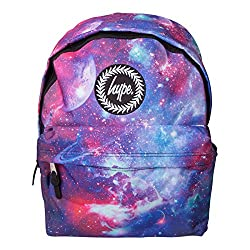 Hype Cosmo Multicolour Backpack Rucksack Bag - Ideal School Bags - Rucksack For Boys & Girls