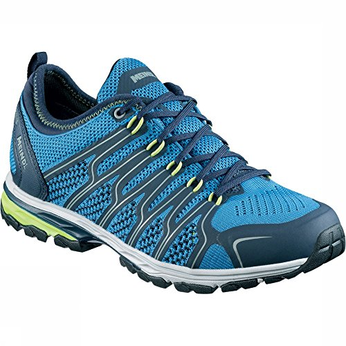 Meindl Chaussures x-aussi Wave GTX® Jaune - azurblau / gelb