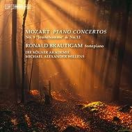 """Mozart: Piano Concertos Nos. 9, """"Jeunehomme"""" & 12"""