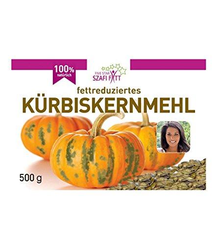 Preisvergleich Produktbild Premium Kürbiskernmehl entölt 500 g,  Paleo,  Low Carb,  glutenfrei
