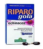 NATURANDO RIPARO GOLA ECHINACEA 20 AMPOLLINE - Integratore alimentare per il benessere della gola