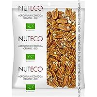 Nuteco Nueces de Pecan BIO - 2 Paquetes de 130 gr - Total: 260 gr