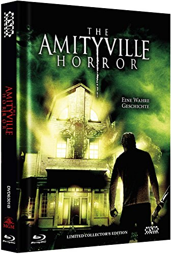 Amityville Horror 2005 - uncut [Blu-Ray+DVD] auf 500 limitiertes Mediabook Cover B [Limited Collector's Edition] [Limited Editi