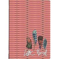 Toucan Clairefontaine 812703C Un pot /à crayon Little Marcel 8 x 8 x 11,5 cm 4 compartiments