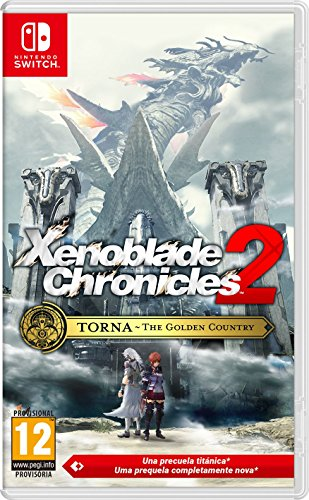 Xenoblade Chronicles 2: Torna - The Golden Country (Expansión) (precio: Chronicles€)