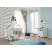suchergebnis auf f r babybett und wickelkommode set. Black Bedroom Furniture Sets. Home Design Ideas