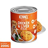 Kennel Kitchen Chicken and Liver in Haldi, Grain Free Dog Food, 200 g (Pack of 6)