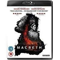 Macbeth [Blu-ray] UK-Import, Sprache-Englisch.
