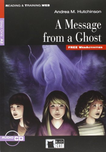 A Message from a Ghost (1CD audio) par Andrea Hutchinson