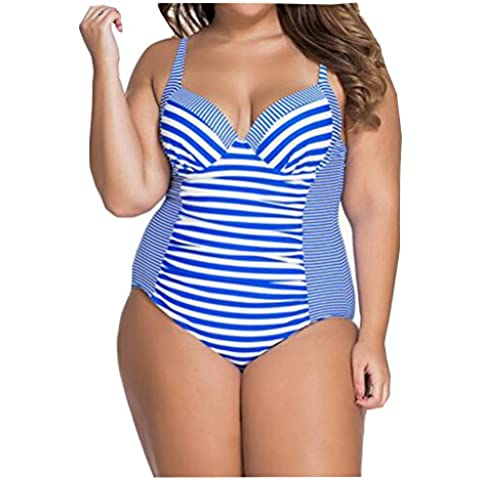 SunIfSnow Bikini - Bañador - Básico - Sin mangas - para mujer