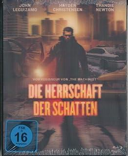 Die Herrschaft der Schatten - Lenticular Edition [Blu-ray]