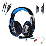 Best Afunta Gaming PCs - By AFUNTA KOTION EACH G2000 Headset 3.5mm plug Review