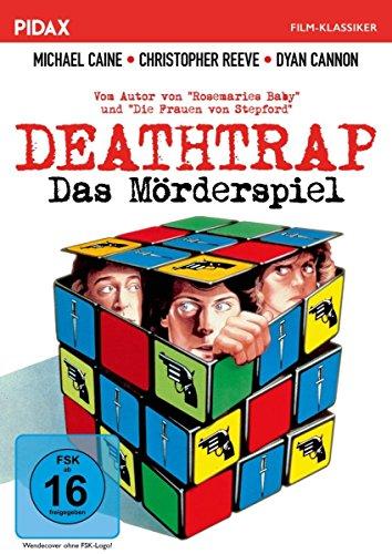 Bild von Deathrap - Das Mörderspiel / Hochspannender Thriller mit Michael Caine und Christopher Reeve (Pidax Film-Klassiker)