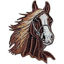 Parche termoadhesivo con diseño de caballo